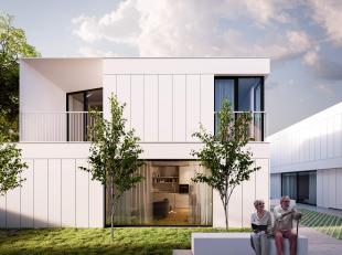 Residentie De Peerdenposterij zal bestaan uit 21 erkende assistentieflats. De entiteiten zullen opgeleverd worden tegen de zomer van 2020. De vroegere