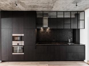 Volledig gerenoveerd appartement in een rustige straat dichtbij de Leopoldplaats. Is gecreëerd met zeer duurzame materialen en zeer zorgvuldig af