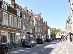 Knap appartement te huur in centrum Brugge nabij de Smedenpoort, 't Zand, Concertgebouwen, winkelstraten, horeca,... Naast een topligging in de Smeden