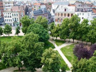 Droomt u van een woning in het hart van Brussel? In een nieuw en comfortabel pand, vlakbij het openbaar vervoer én in een groene omgeving?<br /