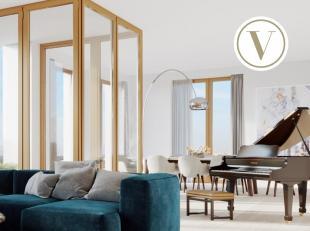 Deze luxueuze penthouse te koop, met de allure van een echte villa vindt u terug in de Park Lane residentie Brooklyn gelegen op de Tour&Taxis site