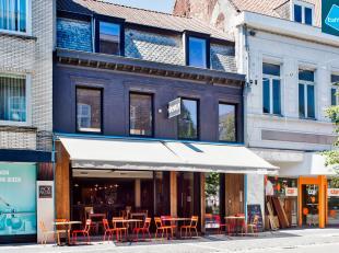Restaurant over te nemen in Roeselare.<br /> <br /> INDELING:<br /> - Zonnig terras aan de voorzijde van het gebouw<br /> - Winterrestaurant<br /> - 8