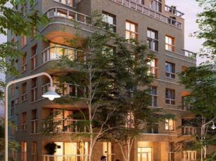 Dit mooi zuid georiënteerd appartement vindt u terug in de Park Lane residentie Hampton gelegen op de Tour&Taxis site te Brussel. Met een bew