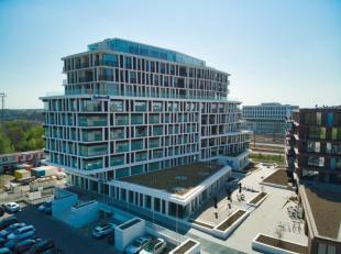 De nieuwe fase van Nieuw Brugge, 'The Penthouses', is gelegen aan het station in Brugge en bieden een adembenemend zicht op de historische binnenstad