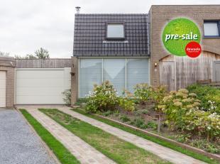 Op zoek naar een gezellige en instapklare woning nabij Kortrijk? Bekijk dan zeker deze rustig gelegen woning met garage en knappe tuin te Aalbeke.  <b