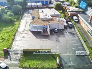 Perceel industriegrond te koop van 3.766m² gelegen in een zone voor bedrijvengebieden met milieuvriendelijk karakter te Roeselare. Op heden bevin