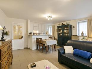 Dit appartement te koop met 2 slaapkamers in het centrum van Blankenberge is zowel geschikt voor permanente bewoning, vakantieverblijf of als invester
