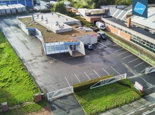 VERKOOP ONDER AANDELEN! Perceel industriegrond te koop van 3.766m² gelegen in een zone voor bedrijvengebieden met milieuvriendelijk karakter in R