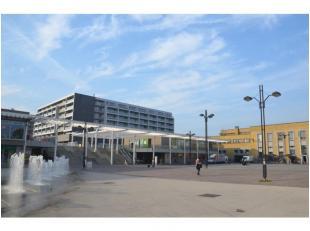 Ondergrondse autostaanplaats aan het station van Brugge. Staanplaats nr. 60.<br /> <br /> - Huurprijs: € 40,00<br />