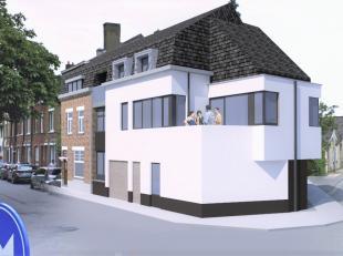 Deze nieuwbouwwoning is gelegen op de grens tussen het pittoreske Kristus-Koning en het centrum van Brugge, uitkijkende op de groene omgeving van het