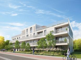"""De nieuwbouwresidentie """"Ter Haeghe"""" is gelegen in het centrum van Loppem en biedt plaats aan 17 ruime nieuwbouwappartementen. De ligging nabij de op -"""