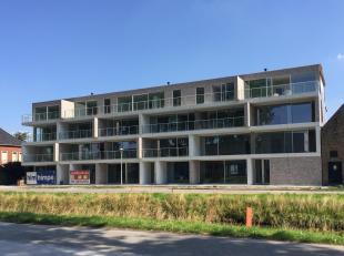 Residentie De Waterkant, mooie nieuwbouwresidentie op goede ligging op wandelafstand van  centrum Brugge, nabij de ring en in de nabijheid van winkels