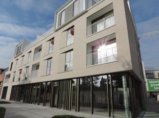 Dit nieuwbouw appartement in de residentie San Siro is gelegen op een unieke ligging vlakbij het station van Brugge, de Expressweg, autostrade(s), win