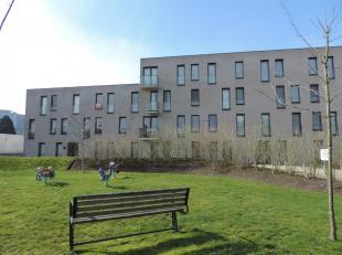 Residentie Park de Blauwe Reiger - Gebouw Elodea : app op 1e verd met ruime living + open ingerichte keuken, 2 slaapkamers, badkamer met dubbele lavab