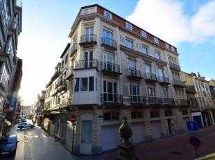 Centrum : Verzorgd 1 slpk appartementCentrum: gezellig appartement vlak aan de zeedijk (lift aanwezig in het gebouw). Dit gezellige appartement met 1