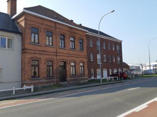 """Dit vastgoedaanbod maakt deel uit van een voormalig station van de stoomtram """"Ter Panne"""". Wat ooit dienst deed als een tussenstation als bevoorrading"""