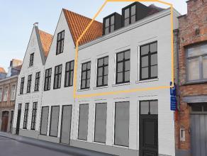 We vinden dit luxueus nieuw appartement in de Wulfhagestraat, dit op enkele minuten stappen van het 't Zand, de Markt, Parking Zilverpand,...<br /> <b