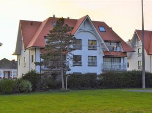 """Dit recent, rustig en aangenaam appartement is gelegen in residentie """"Villa Georges"""" in een mooie villawijk in Middelkerke in een zijstraat van de zee"""