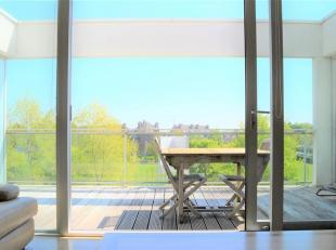 Aangenaam klassevol appartement<br /> Dit gemeubeld appartement bevindt zich langs het Zuidervaartje en bestaat uit een ruime woonkamer van 37 m²