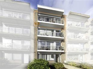 Gezellig 2 slaapkamer appartement met veel lichtinval te Sint-Andries - Brugge. <br /> Dit ruim appartement van 100 m² bevindt zich op de 3e verd