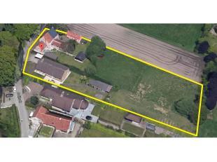 Projectgrond te koop in Loppem met een totale oppervlakte van 5195 m². Uitzonderlijke residentiële ligging in een aangename en rustgevende l