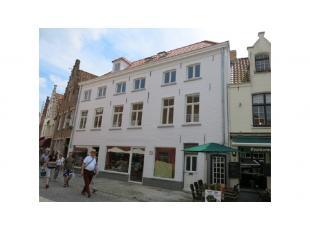 Prachtig nieuwbouw 2-slaapkamerappartement gelegen in het centrum van Brugge met zicht op het Minnewater en volledig afgewerkt met kwaliteitsvolle mat