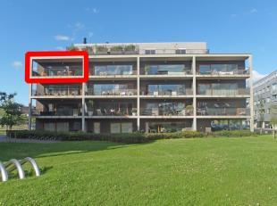 Recent appartement gelegen in de residentie Gruuthuse op een groene ligging aan de stad.<br /> Het appartement is gelegen op de derde verdieping en om