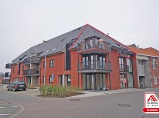 Lichtrijk & ruim nieuwbouwappartement in residentie Rutherford, bestaande uit:<br /> Inkom, toilet, leefruimte met aansluitend terras, open ingeri