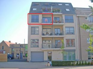 """Residentie """"het stil genot"""" is zeer recent en geniet van een uiterst centrale ligging te Oostkamp.<br /> Het appartement op de derde verdieping bestaa"""