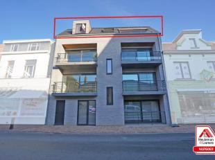 In Residentie Beethoven is dit schitterend appartement gelegen, het nieuwbouw appartement geniet van een prachtige afwerking en zeer centrale ligging