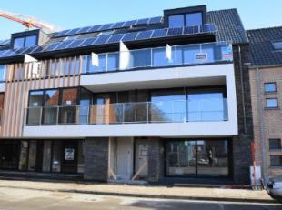 Wij stellen voor: duplex appartement 15.21 (bruto 118,95m²) met 2 slaapkamers en 2 terrassen (voorkant 16,16m² en achterzijde 12,52m²).