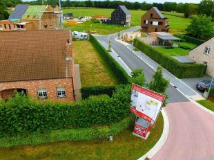 Danneels verkoopt de laatste percelen voor halfopen bebouwing in deze nieuwe woonwijk in Oud-Tunhout. De gronden bevinden zich op 2km van het centrum