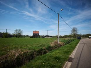 Danneels verkoopt nieuwe percelen bouwgrond in Geel (Zammel) op de hoek van de Paddenhoek met de Weverstraat. Er worden zowel loten vooropen en halfop