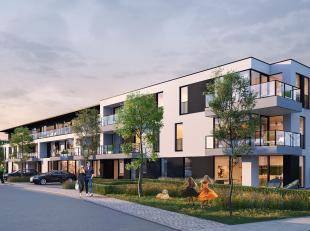 Dit gelijkvloerse appartement (0.2) is gesitueerd aan de voorzijde van het gebouw, kant Hoveniersstraat en maakt deel uit van Residentie Ten Hove II.