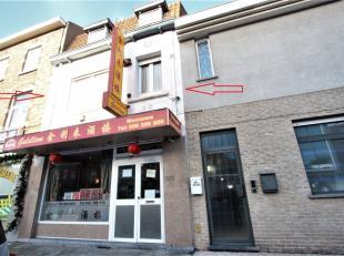 BRUGGE, Sint-Andries ,langs GISTELSESTEENWEG<br /> RUIM woonhuis 167 m2 GELIJKLVLOERS BEBOUWD  + erboven ruime woonst te renoveren. <br /> Geschikt  a