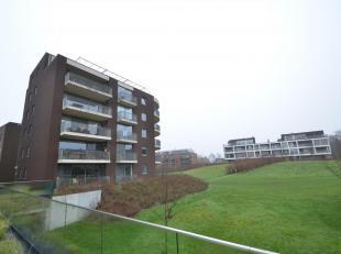 Dit één-slaapkamer appartement bevindt zich in het centrum van Aalter, doch rustig en zeer aangenaam groen zicht. Het appartement werd k