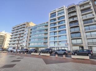 """3-slpk. appartement, gelegen in een prestigieus nieuwbouwproject """"BAHIA"""" op de Zeedijk in het Zoute, op een toplocatie tussen het Albertplein en de wa"""