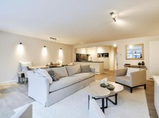 Appartement spacieux, 3 ch. à coucher, entièrement rénové et meublé, situé au centre del'Avenue Lippen