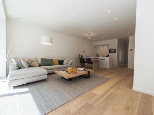 Nieuw zuidgericht app. van 92 m² met 12,6 m² terras op de Julius Hostestraat vlakbij de Zeedijk en het Rubensplein. INDELING: Inkomhall met