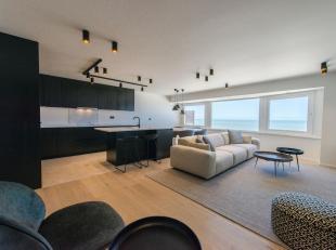 Gerenoveerd 3-slaapkamer appartement met frontaal zeezicht, gelegen bij de RBSC te Duinbergen.<br /> INDELING: inkomhall met vestiaire en gastentoilet