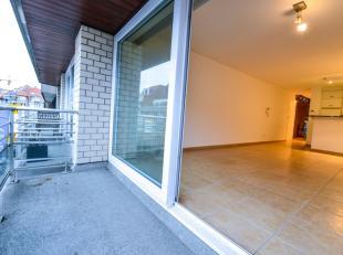 Appartement agréable avec terrasse ensoleillée, très bien situé dans la Koningslaan, près de la Place Rubens et la