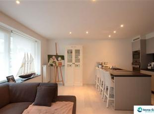 Res. New Large Park: Subliem en tijdloos nieuwbouw appartement nabij de oude vismijn van Zeebrugge. Dit (ongemeubeld) appartement staat garant voor kw