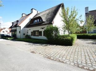 Fermette meublée située à Knokke au bord du bois du Roi à Knokke. Maison avec 4 chambres à coucher, 3 salles de bai