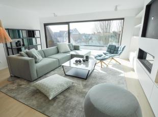 Nieuwbouw duplex appartement met een hoogwaardige afwerking en met ruime zonneterras, rustig gelegen op wandelafstand van de zee in de nieuwbouwreside