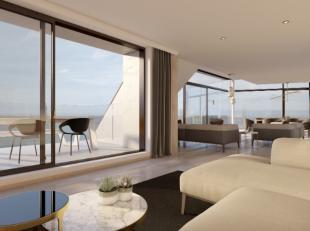 De Parel op het Albertstrand (395m²). De Duplex/Penthouse die instaat voor absolute Luxe en comfort.<br /> Uitzonderlijk lastenboek, oneindige ke