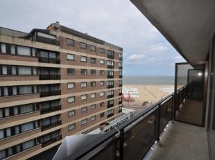 Zeer mooi totaal vernieuwd ongemeubeld 2 slaapkamer appartement gelegen in een zijstraat van de zeedijk op de 5de verdieping.<br /> Dit appartement be