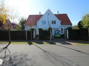 Huis te koop                     in 8300 Knokke