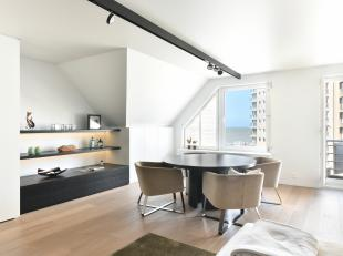Volledig gerenoveerd 2-slaapkamerappartement met zicht op zee in een prestigieuze villaresidentie te Duinbergen.<br /> <br /> Dit appartement is inged