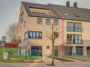 Près de la nouvelle place  de Wemmel , qui est connu comme environnement agréable et de belles boutiques se trouve une jolie maison spac