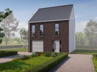 Nieuw te bouwen gezinswoning centrum Assenede op 427 m².<br /> Gesloten bebouwing<br /> <br /> Voorbeeld bebouwing:<br /> - gevelbreedte: 8 m<br